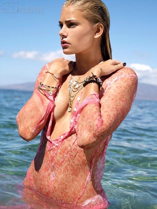 Tori Praver, SI Swimsuit 2008