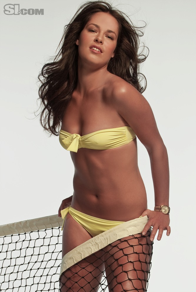 Ana Ivanovic, SI Swimsuit 2010