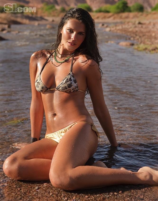 Si Models Body Paint Cowboy