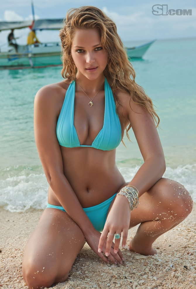 ... Ginzburg - Model - 2011 Sports Illustrated Swimsuit Edition - SI.com