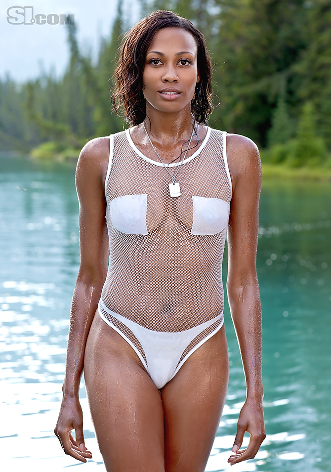 Kim Glass - Athlete - 2011 Sports Illustrated Swimsuit Edition - SI ...