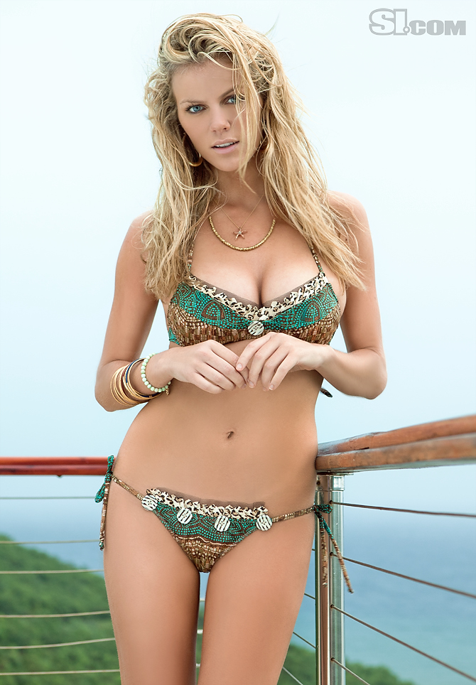 Body Paint Hawaii >> Brooklyn Decker - Movie Star - 2011 Sports Illustrated Swimsuit Edition - SI.com