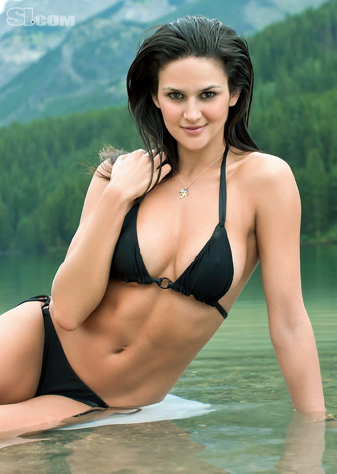 Leryn Franco - Athlete - 2011 Sports Illustrated Swimsuit Edition - SI ...