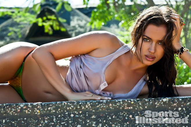 Irina Shayk - Model - 2012 Sports Illustrated Swimsuit Edition - SI ...