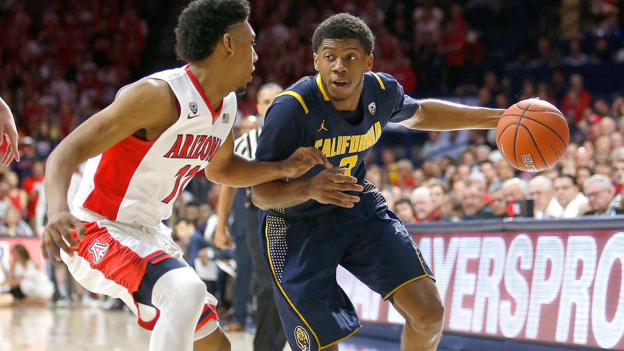 Report: Cal's Tyrone Wallace sustains broken right hand IMAGE