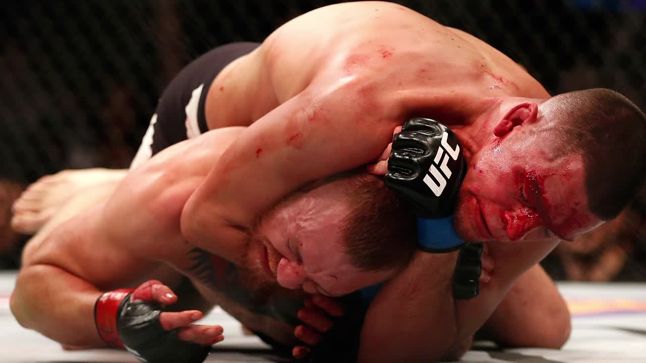 Nate Diaz: If Conor McGregor doesn't want to fight me, he shouldn't be fighting