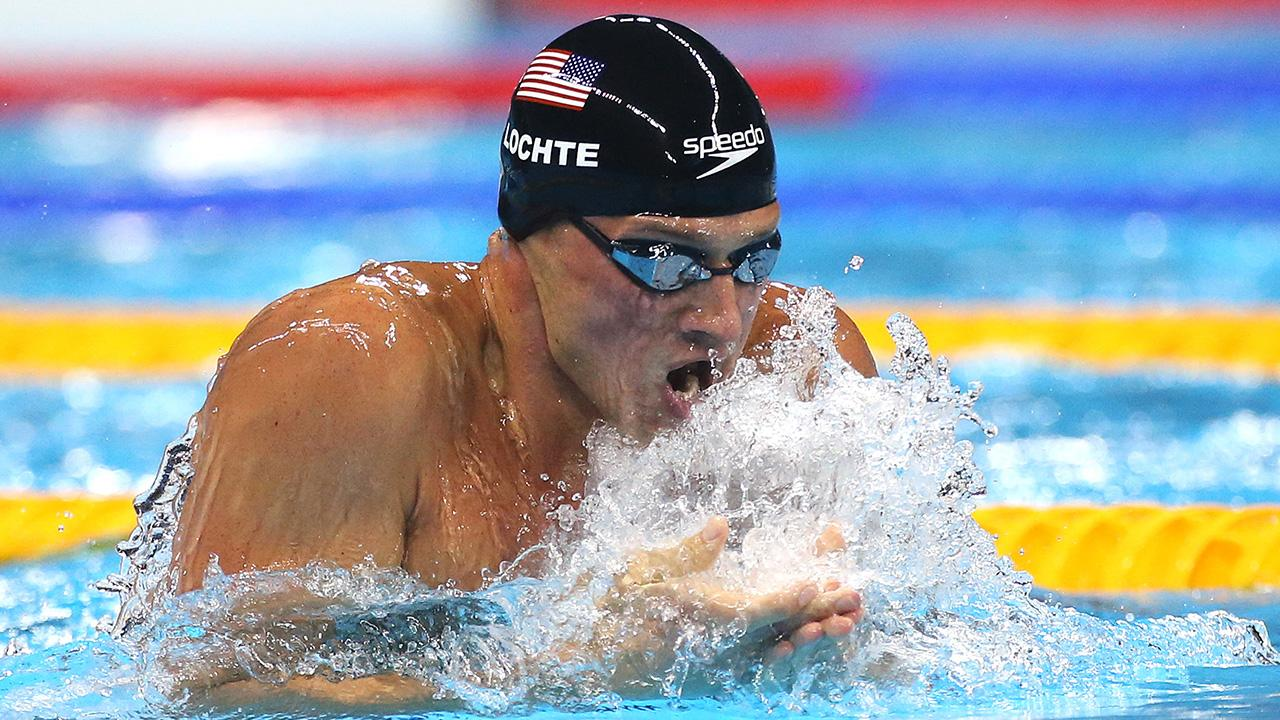 Ryan Lochte charged for false statement, summoned to testify in Rio IMAGE