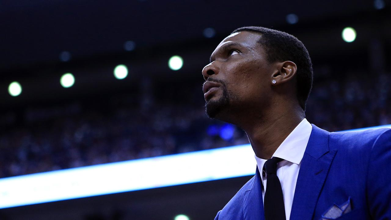Chris Bosh fails physical with blood clotting, no timetable for return