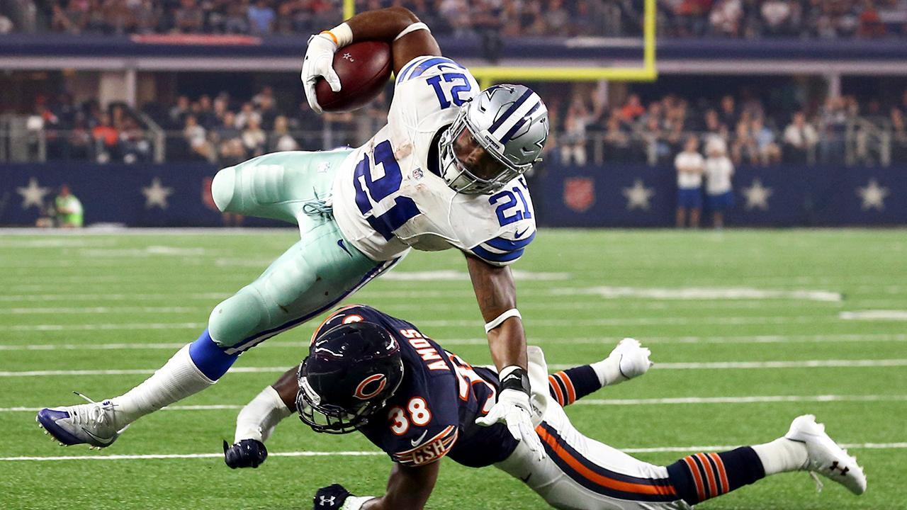 Cowboys rookies reach milestones vs. Bears
