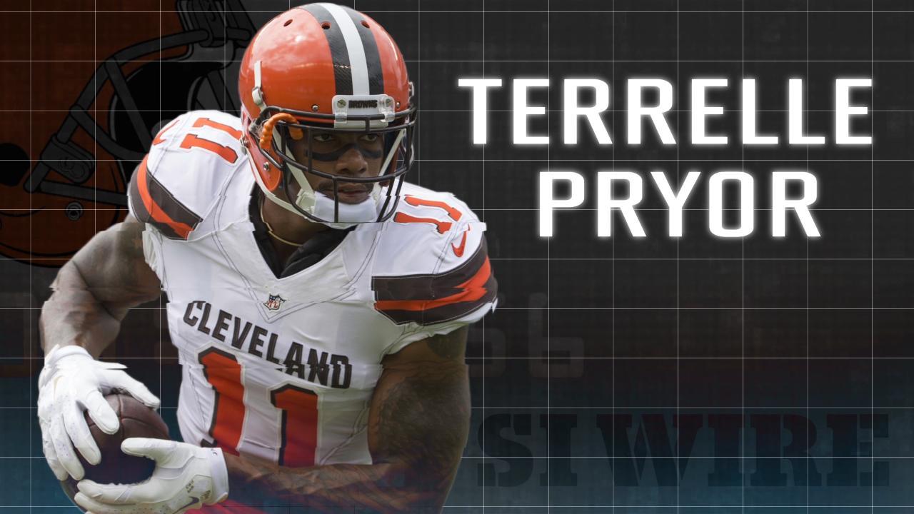 Week 4 Waiver Wire add: Terrelle Pryor