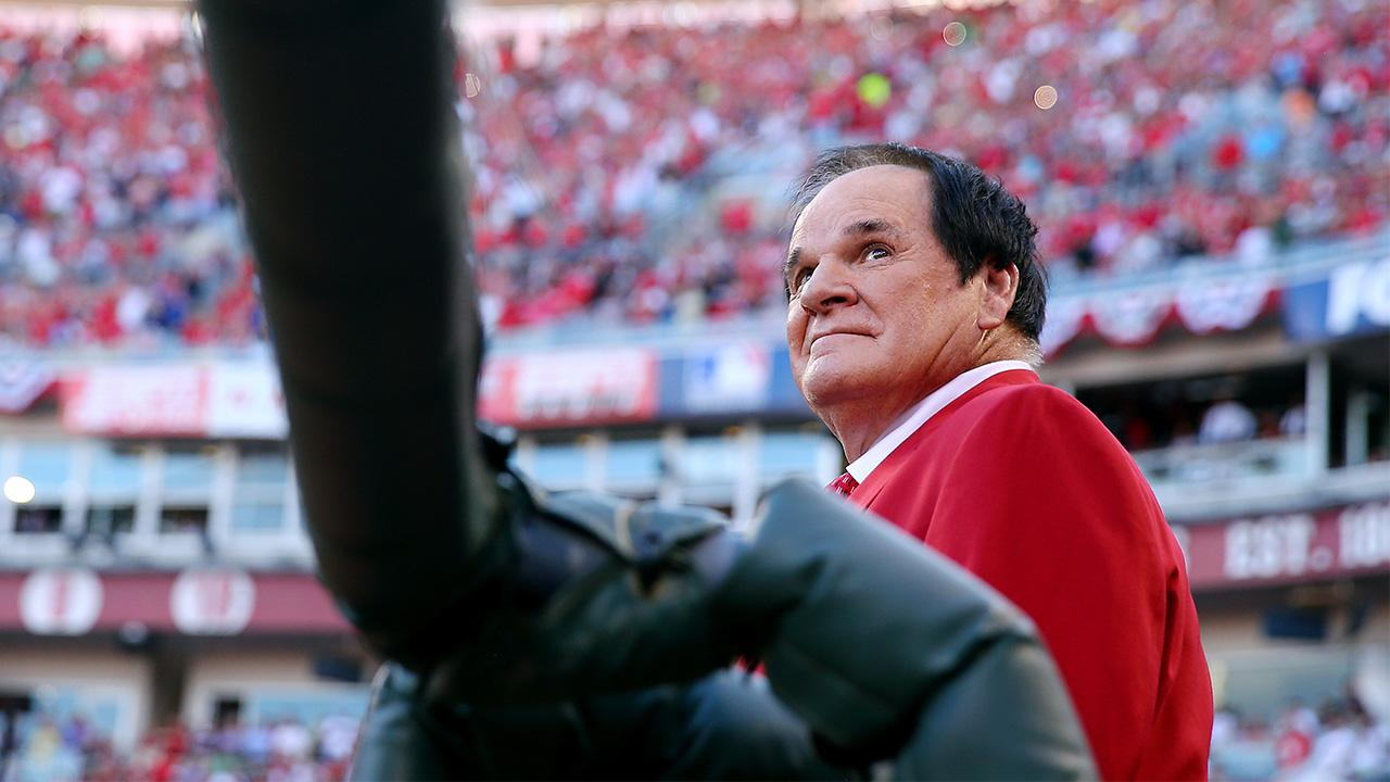 Pete Rose petitions Hall of Fame to include him on ballots IMAGE
