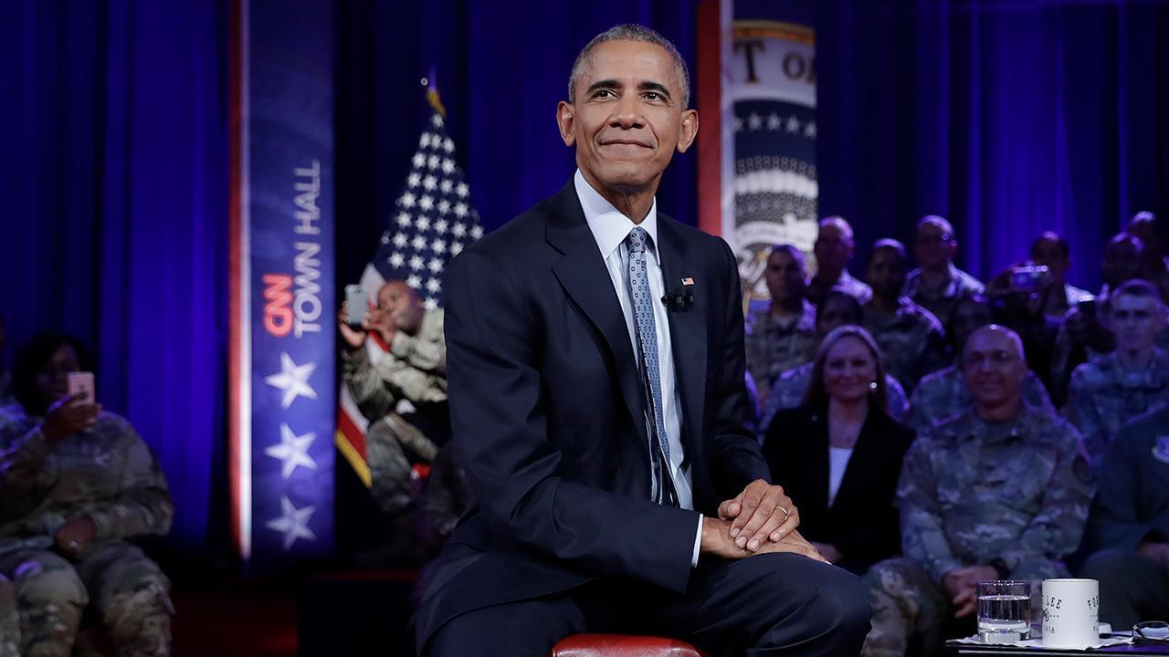 President Obama defends Colin Kaepernick's anthem protest