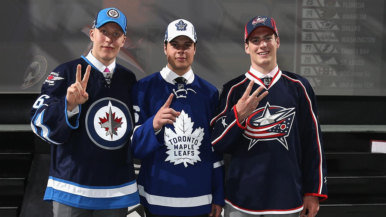NHL rookies to watch