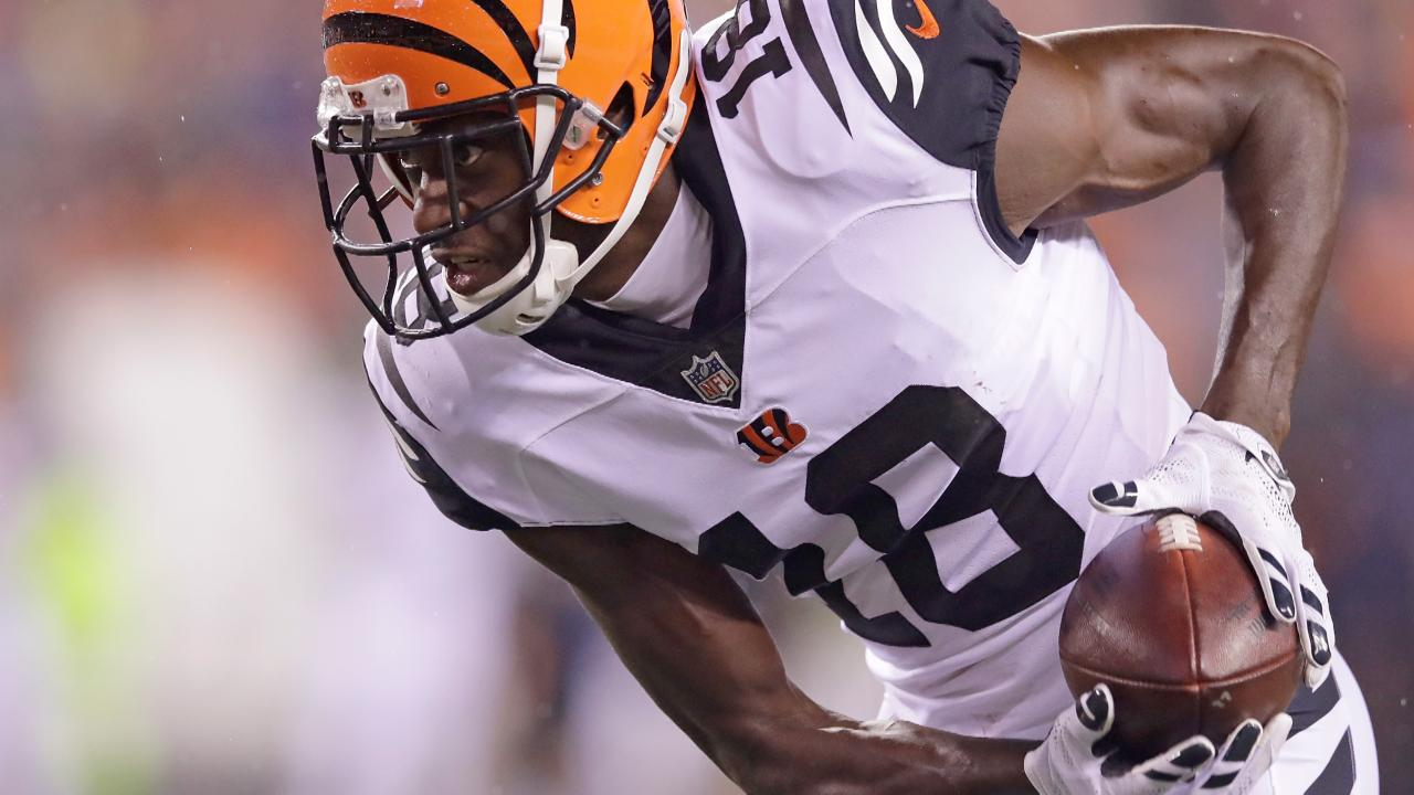 A.J. Green leads Bengals to 22-7 victory over Dolphins