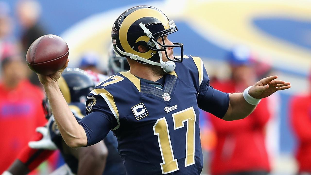 Jeff Fisher sticking by Case Keenum after four-interception game