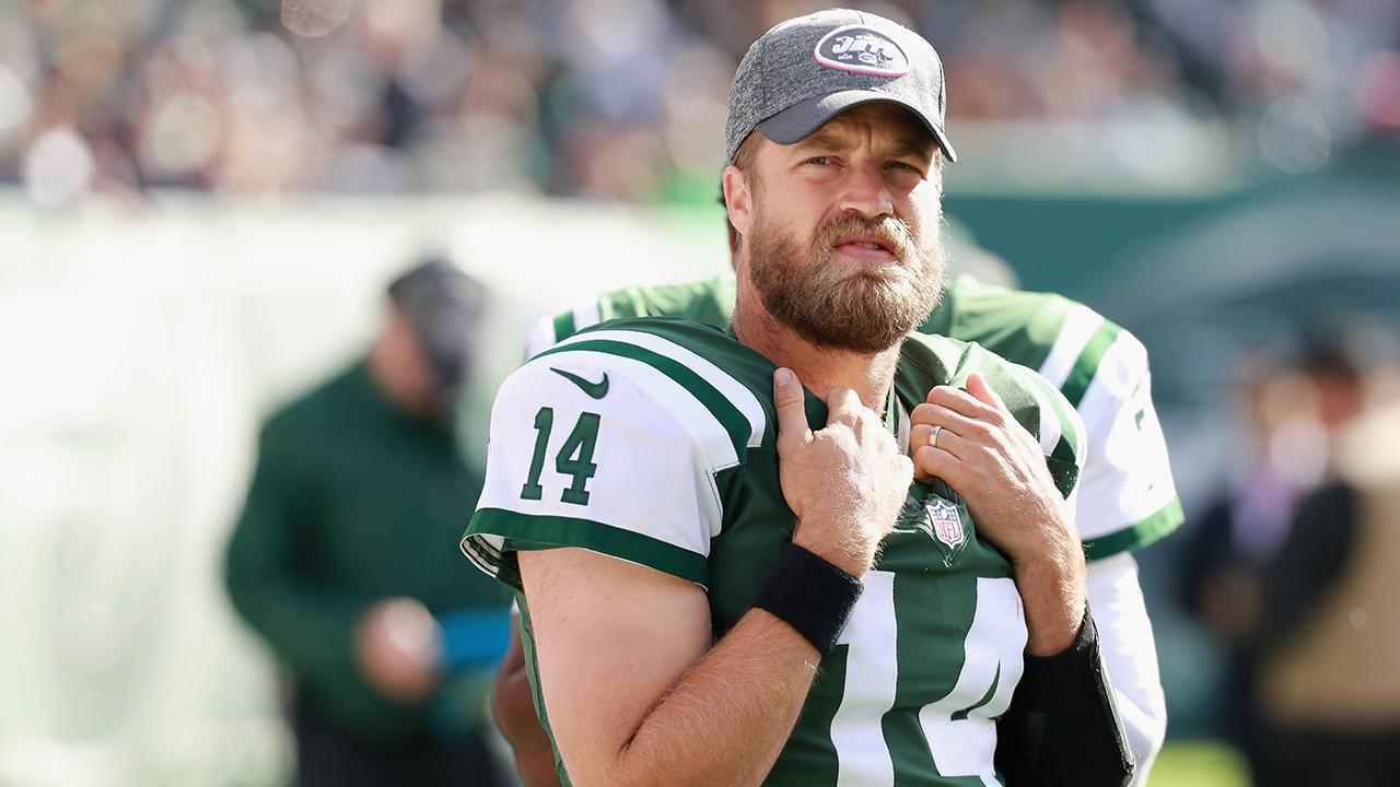 Todd Bowles fine with 'pissed off' Ryan Fitzpatrick