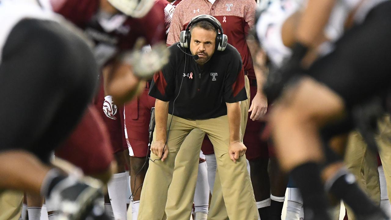Baylor hires Temple's Matt Rhule as head coach