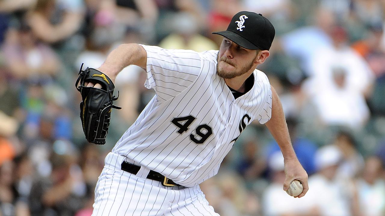 Report: White Sox trade ace Chris Sale to Red Sox
