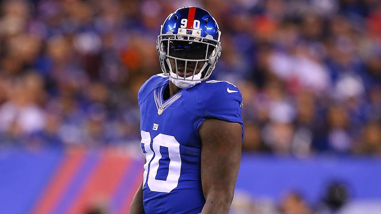 Giants DE Jason Pierre-Paul out at least six weeks