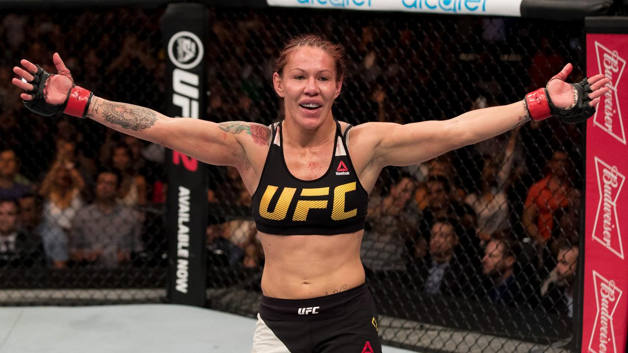 Cris 'Cyborg' says UFC recommended birth control pills that nearly killed her