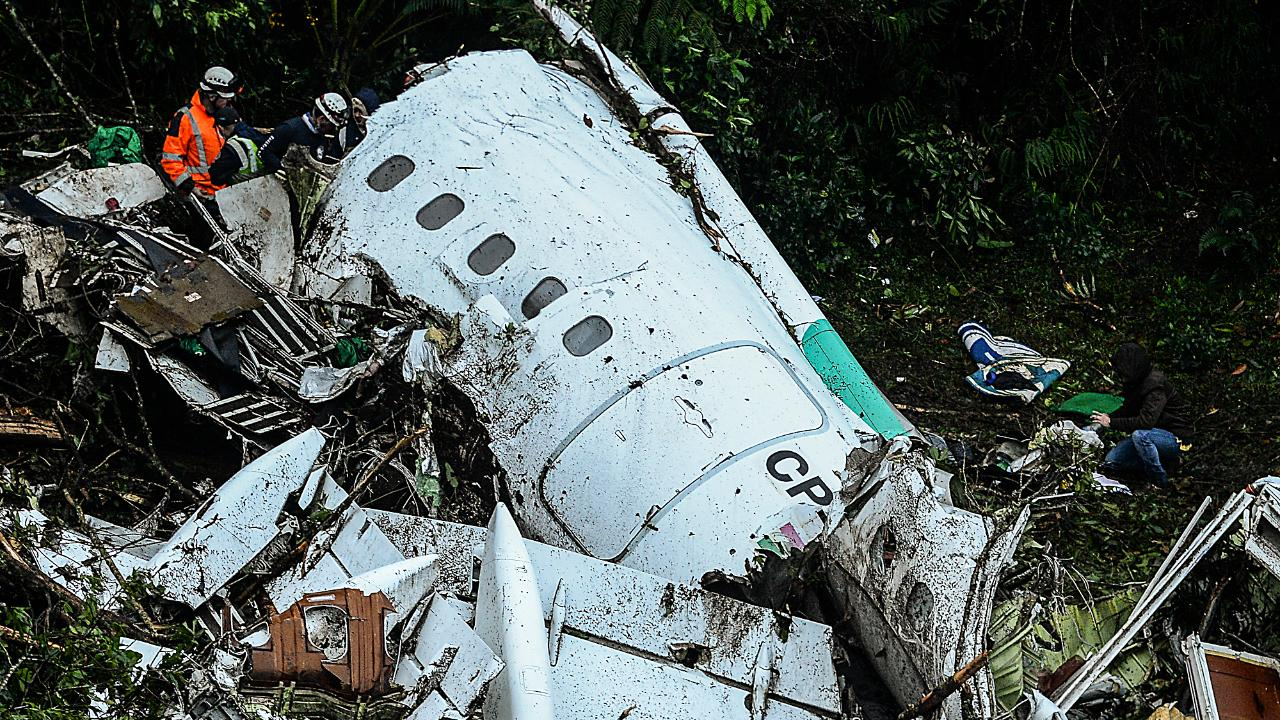 Airline chief arrested over Chapecoense crash