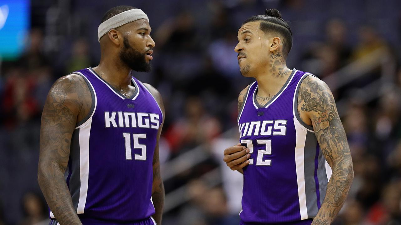 Kings' Barnes, Cousins sued over alleged nightclub fight