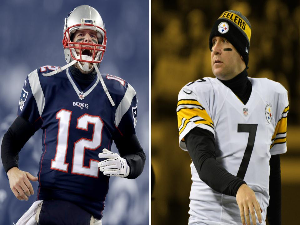 AFC Championship Preview: Patriots vs. Steelers