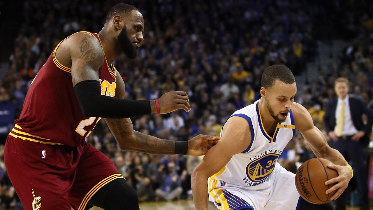 Warriors beat Cavaliers 126-91 at Oracle Arena