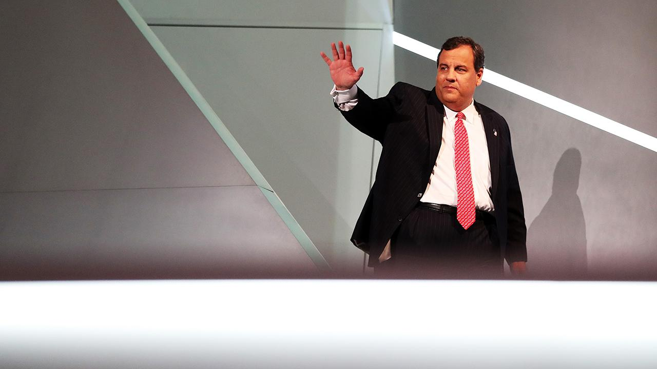 Report: Chris Christie being considered to replace Mike Francesa IMAGE