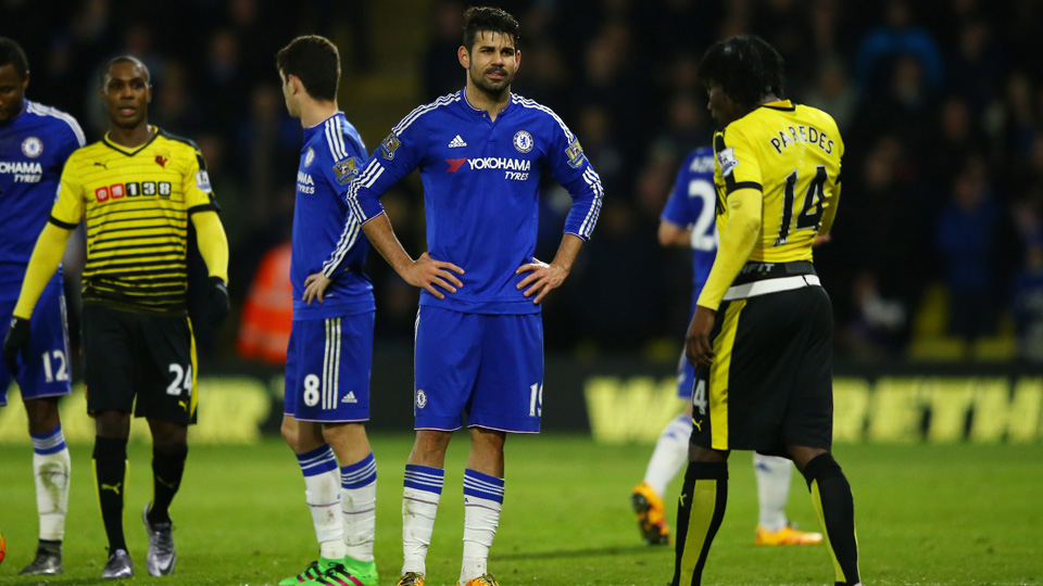 Watford, Chelsea play to a 0-0 draw