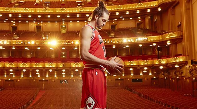 Chicago Bulls Joakim Noah separated left shoulder NBA future
