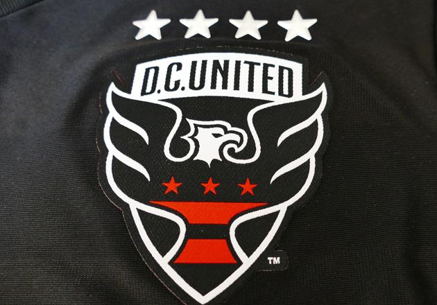 D.C. United jersey