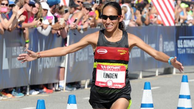 des linden 2016 us olympic marathon trials rio