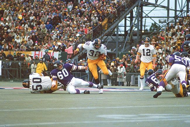 Franco Harris Super Bowl MVP