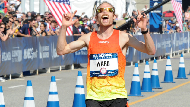 jared ward 2016 us olympic marathon trials rio 2016 byu