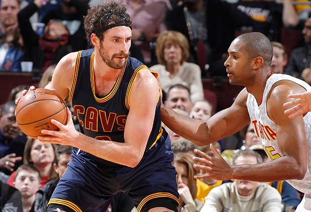 Kevin Love; Al Horford