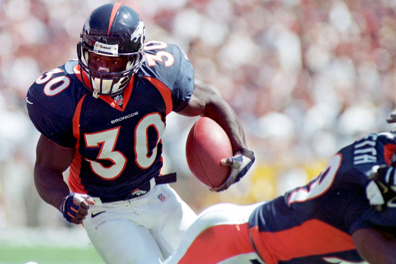 Terrell Davis didn't make the cut Saturday, but the former Broncos running back will have more shots at being voted into the Hall of Fame.