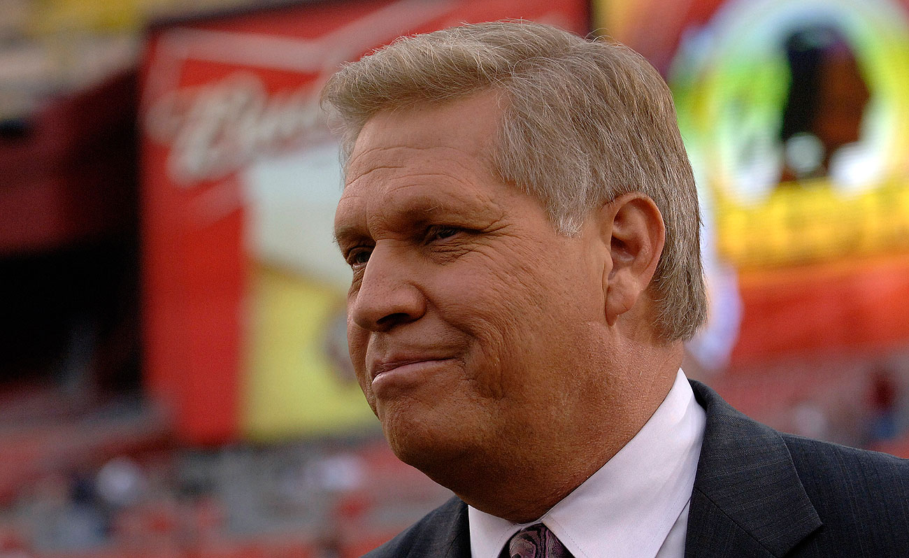 ESPN's Chris Mortensen is taking a leave of absence after being diagnosed with throat cancer.