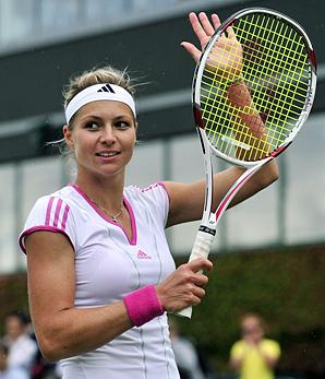 Alex ovechkin dating tennis