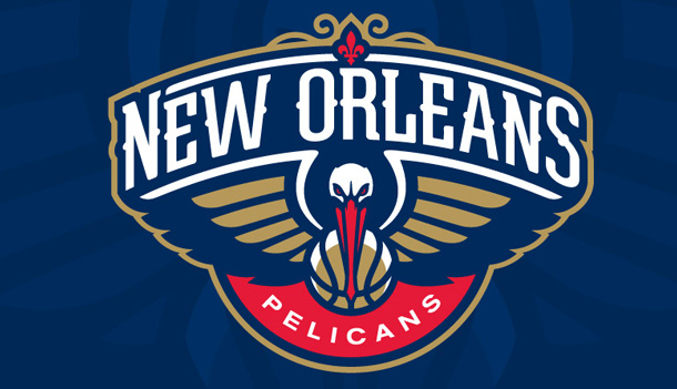 The New Logo For Orleans Pelicans NBA