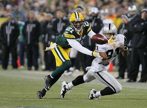 sale retailer 6775c 00c58 Charles Woodson to be released by Green Bay Packers after ...