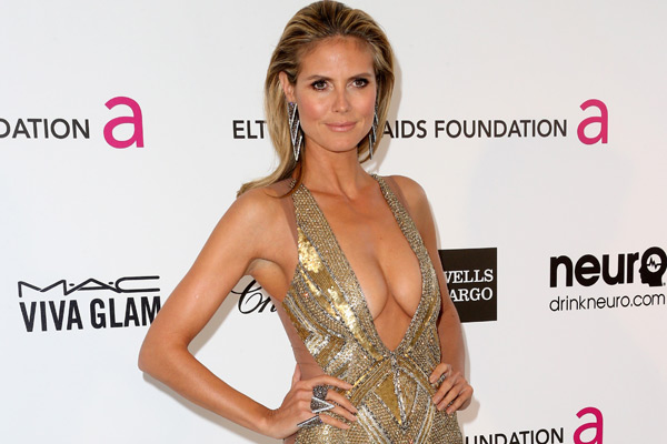 Heidi Klum :: Frederick M. Brown/Getty Images