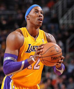 Dwight Howard Shoulders