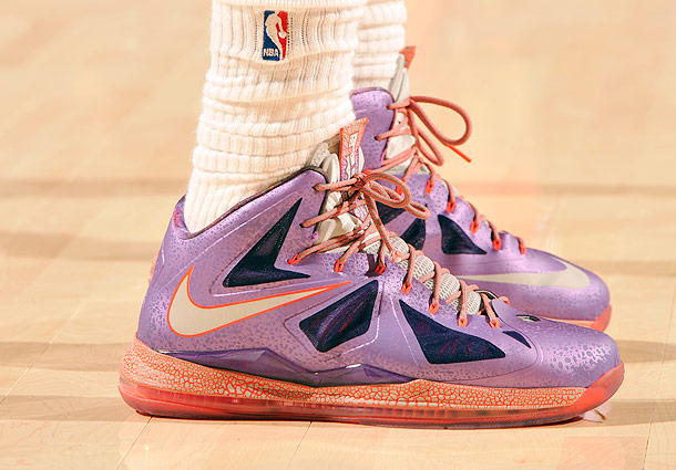 Lebron James Shoes 2013 All Star
