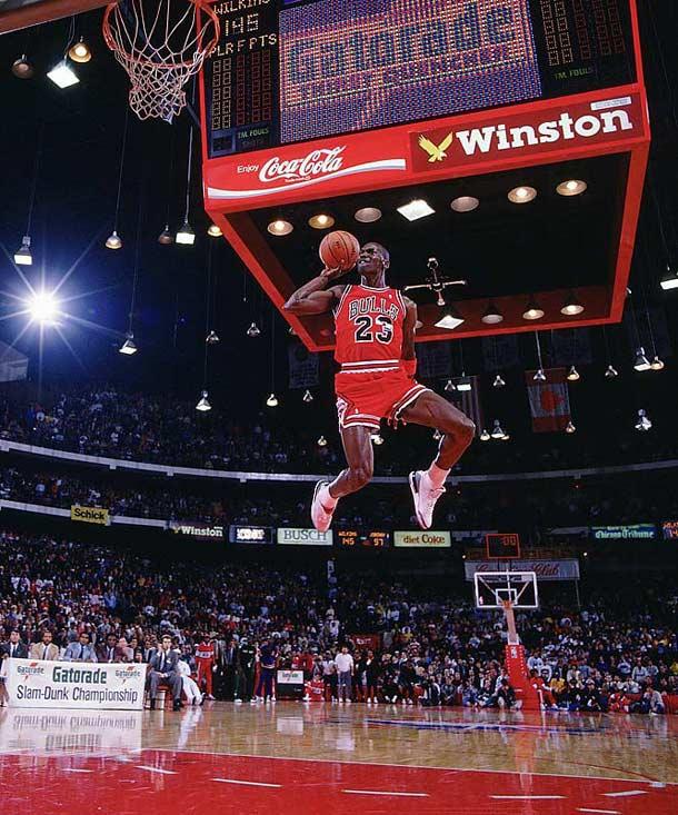 magasin en ligne ed33b 1217b The 10 greatest Slam Dunk Contests | SI.com