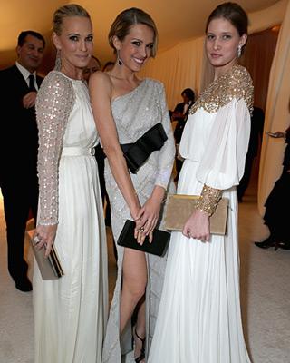 Molly Sims, Petra Nemcova and Laetitia Casta :: Alexandra Wyman/Getty Images for Grey Goose Vodka
