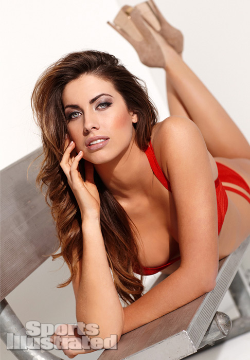 Katherine Webb Plays Out Every Man S Fantasy In New Carl S Jr Commercial