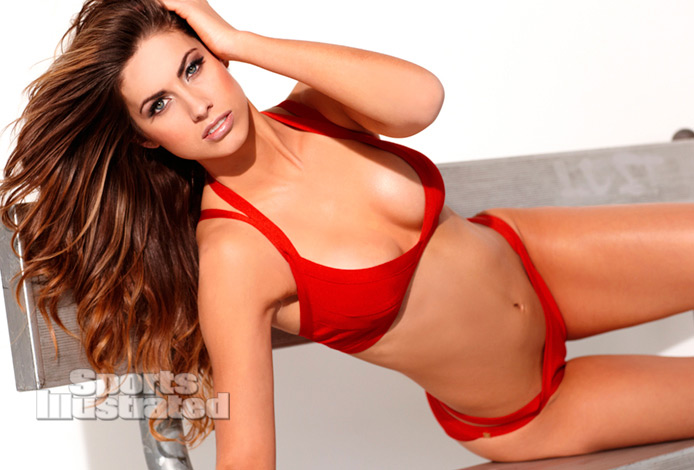 Katherine Webb Sports Illustrated Body Paint