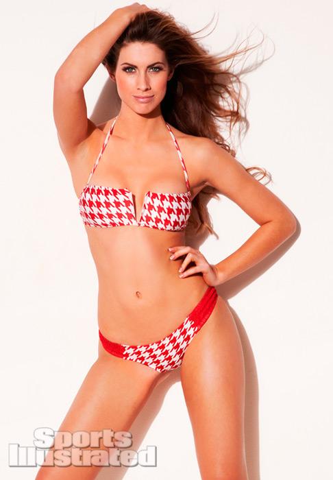 Not Katherine webb sports illustrated really. And