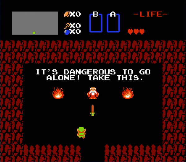 1. The Legend of Zelda (1987): One of the most influential video games of any genre, the unique gold-colored cartridge proved foretelling when Zelda became the first Nintendo title to sell one million copies. Its non-linear gameplay forced players to think about where to go next, establishing the template for countless other RPG-style games to come. And don't even get us started on the Second Quest ...